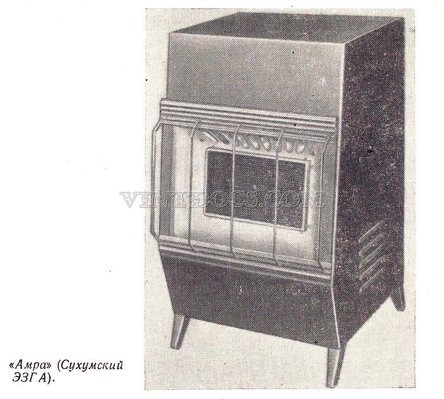 Воздухонагреватель (камин) Амра