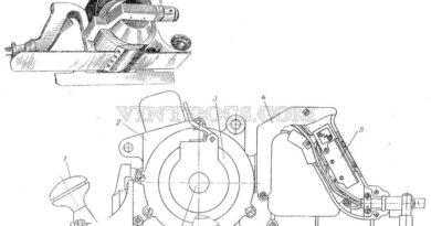 Электрический рубанок ИЭ-5706
