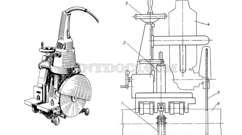 Электрический труборез ИЭ-6302