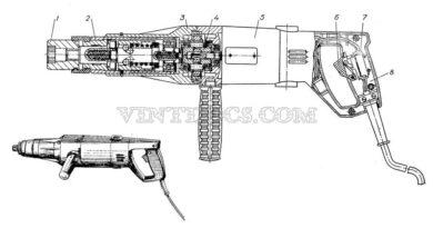 Электрический гайковерт ИЭ-3111