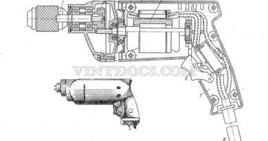 Электрическая сверлильная машина ИЭ-1025